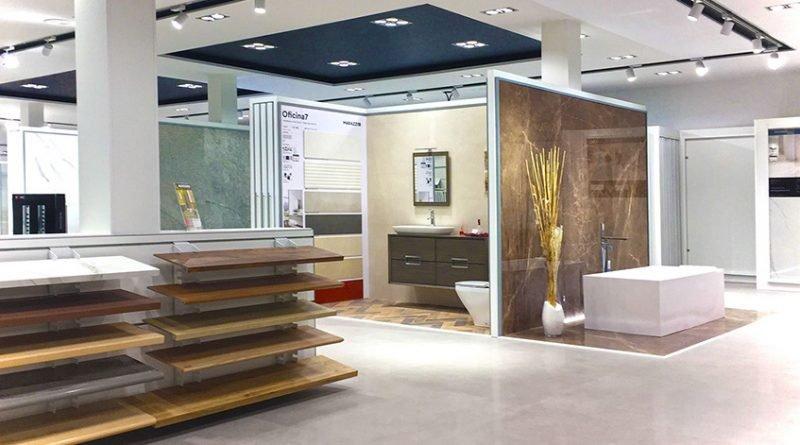 Exposición Manzano - Cerámica y baños