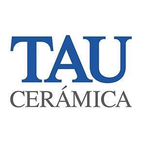 Logotipo Tau Ceramica