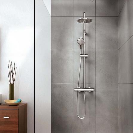 Relájate en la ducha