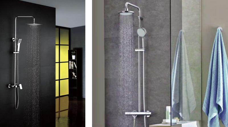 Beneficios de las duchas en verano
