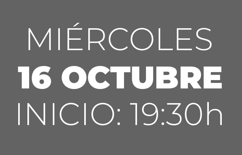 Curso SIKA el 16 de octubre a las 19:30