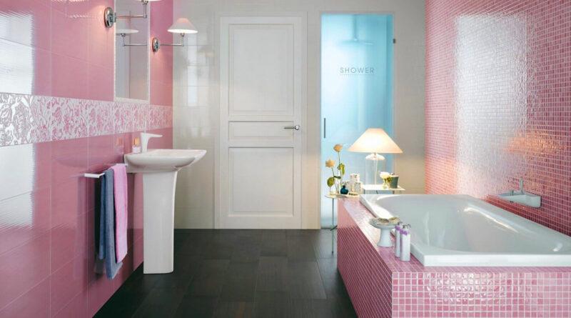 Azulejos rosa