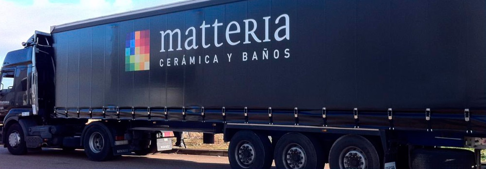 Camión Matteria