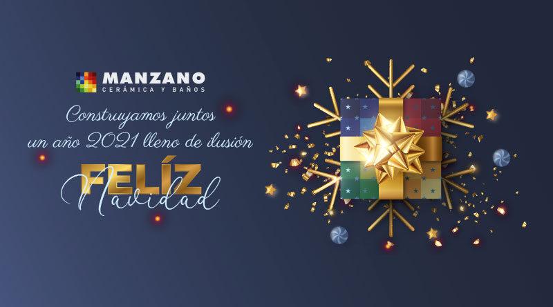 Felicitación navidad Grupo Manzano