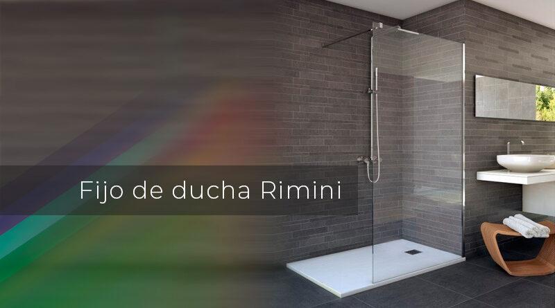 Fijo de ducha Rimini