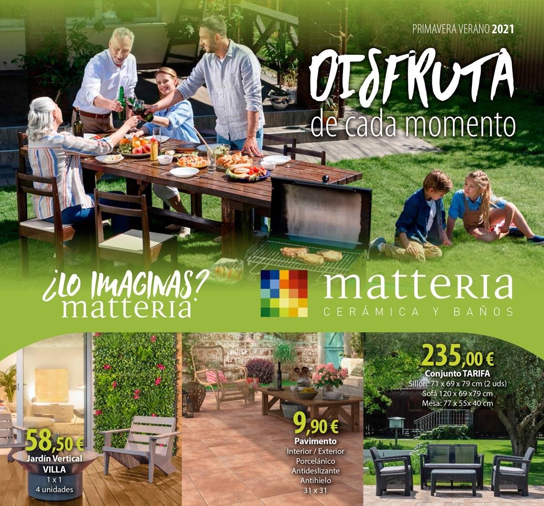 Folleto Matteria Manzano Verano 2021