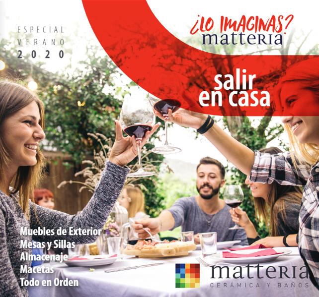 Folleto Matteria - Salir en casa 2020