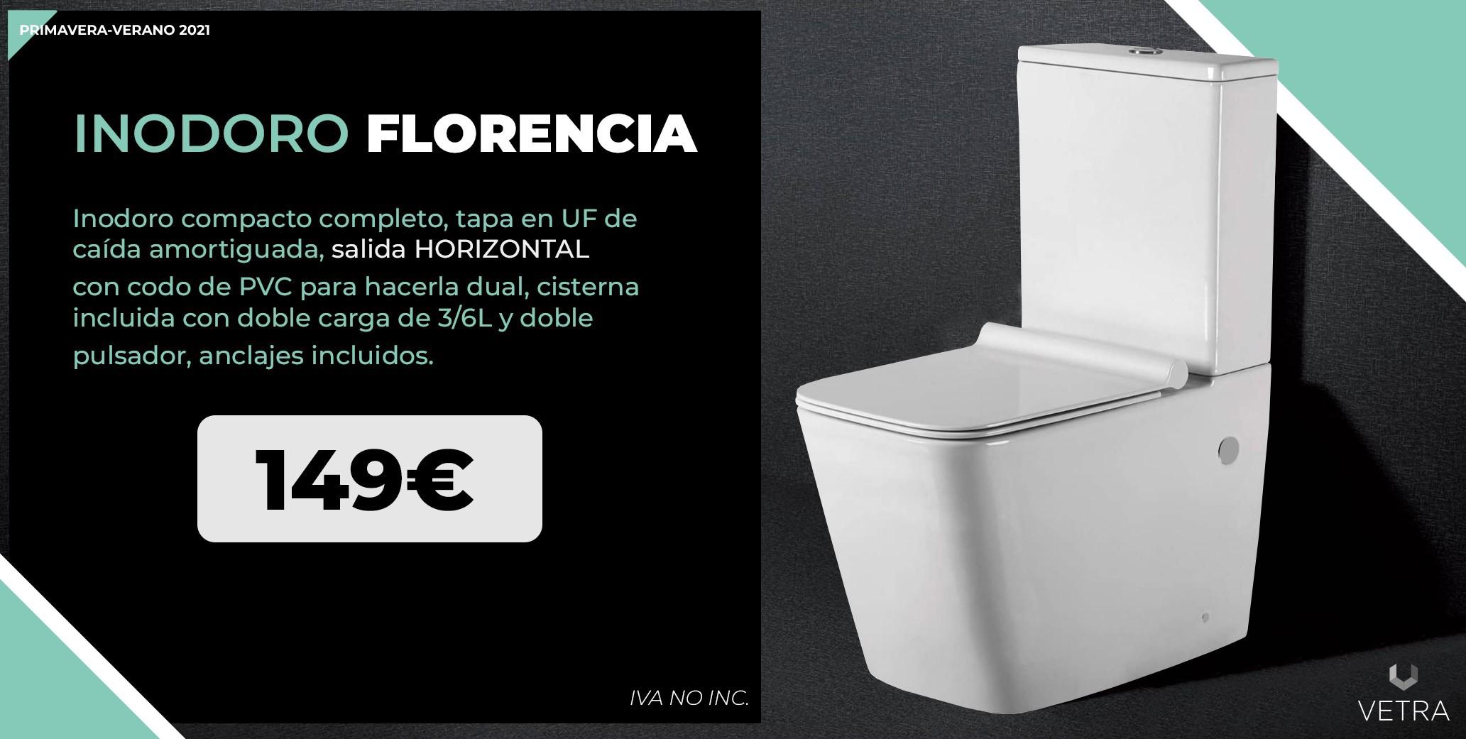 Inodoro FLORENCIA
