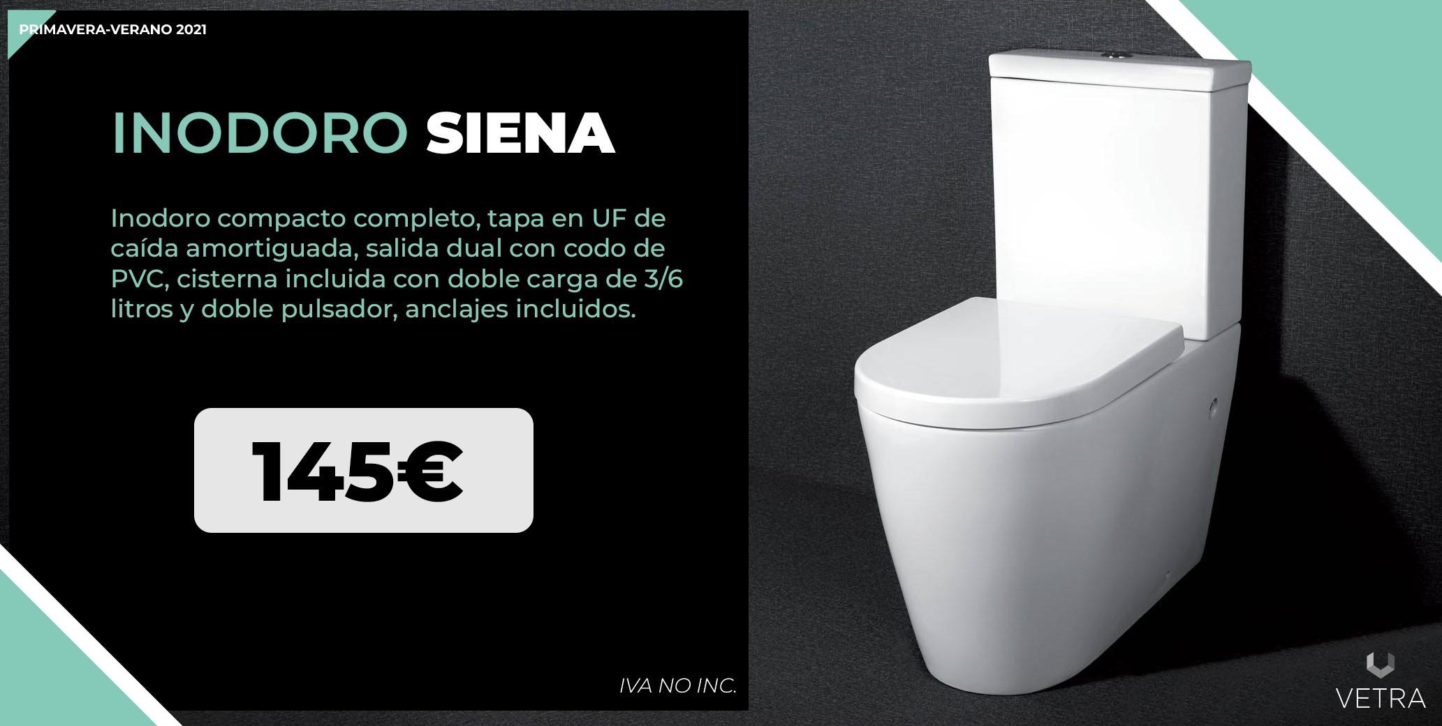 Inodoro SIENA