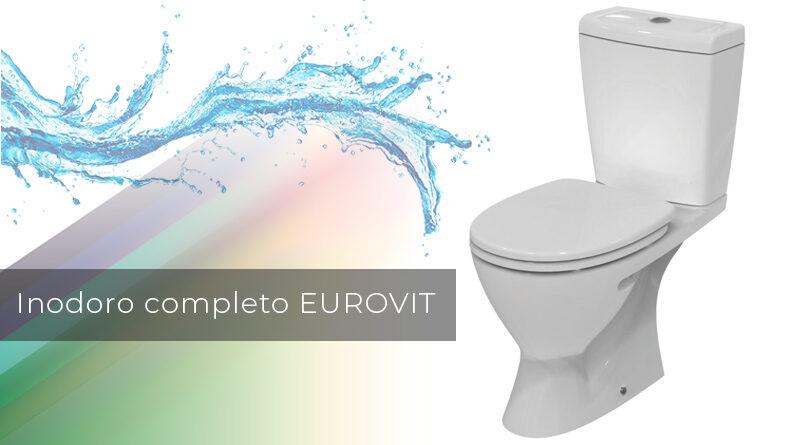 Inodoro completo Ideal Eurovit