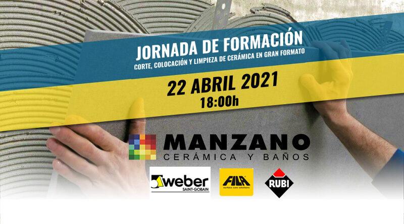 JORNADA FORMACIÓN MANZANO ABRIL 2021