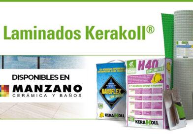 Laminados Kerakoll disponiblen en MANZANO CÁCERES