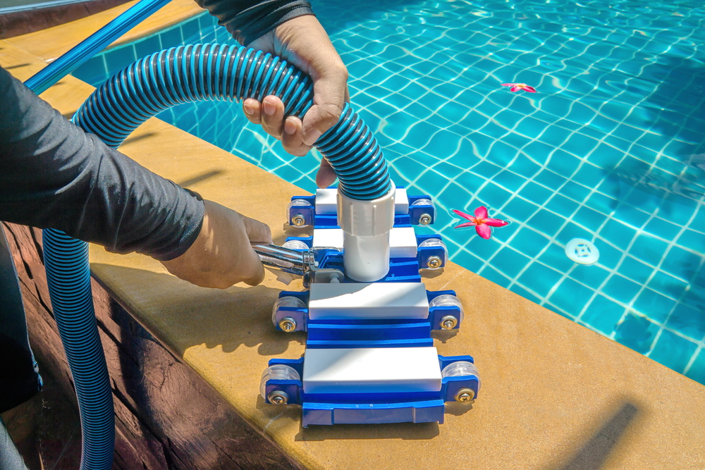 Limpiar filtro piscina