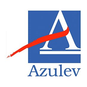 Logotipo Azulev