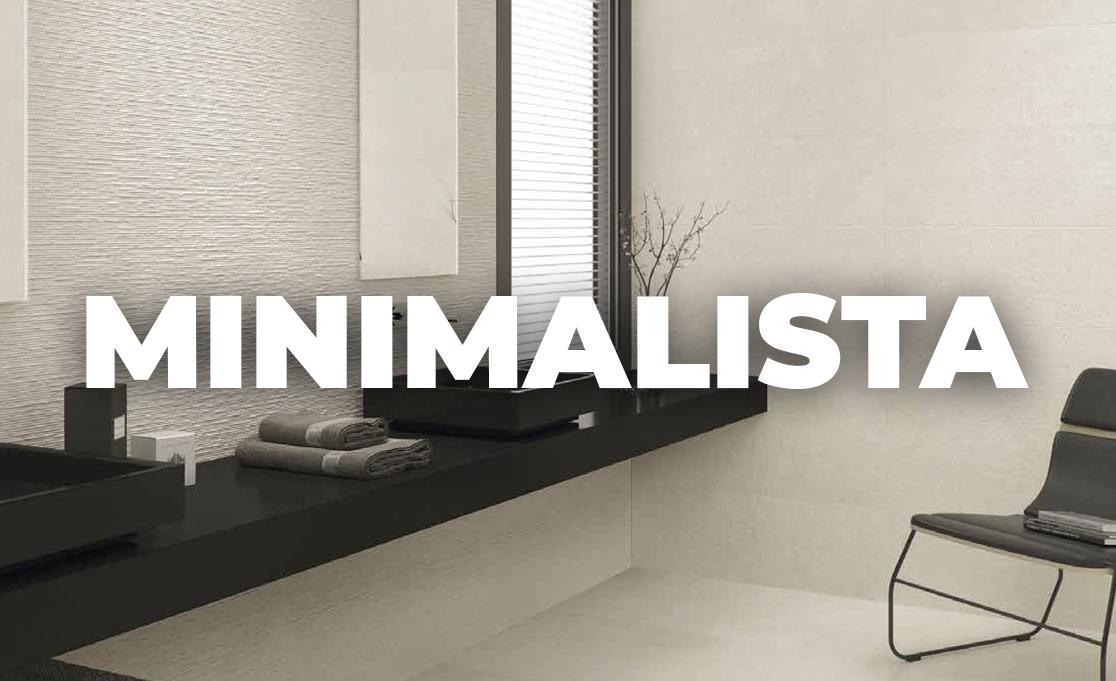 Cerámica estilo minimalista