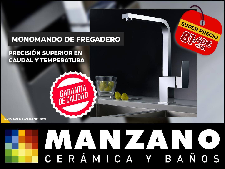 MONOMANDO DE FREGADERO COX