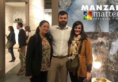 Manzano & Matteria en CEVISAMA 2020