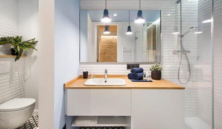 Reforma Espacio de baño