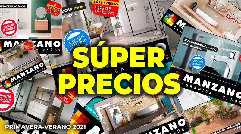 SUPER PRECIOS PRIMAVERA VERANO 2021