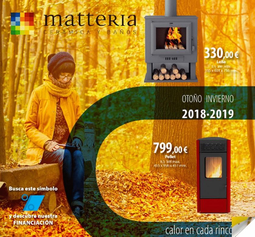 Folleto Matteria 2018-2019