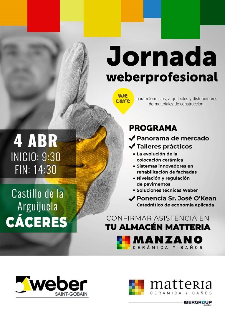 Jornada weberprofesional