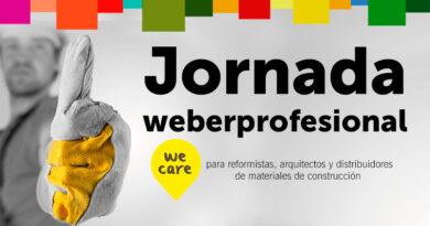 Jornada Weber profesional