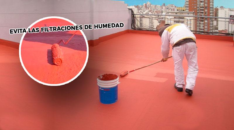 Promociones en pintura de caucho