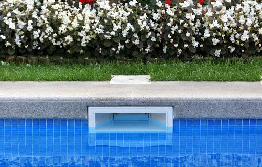 Skimmers piscina